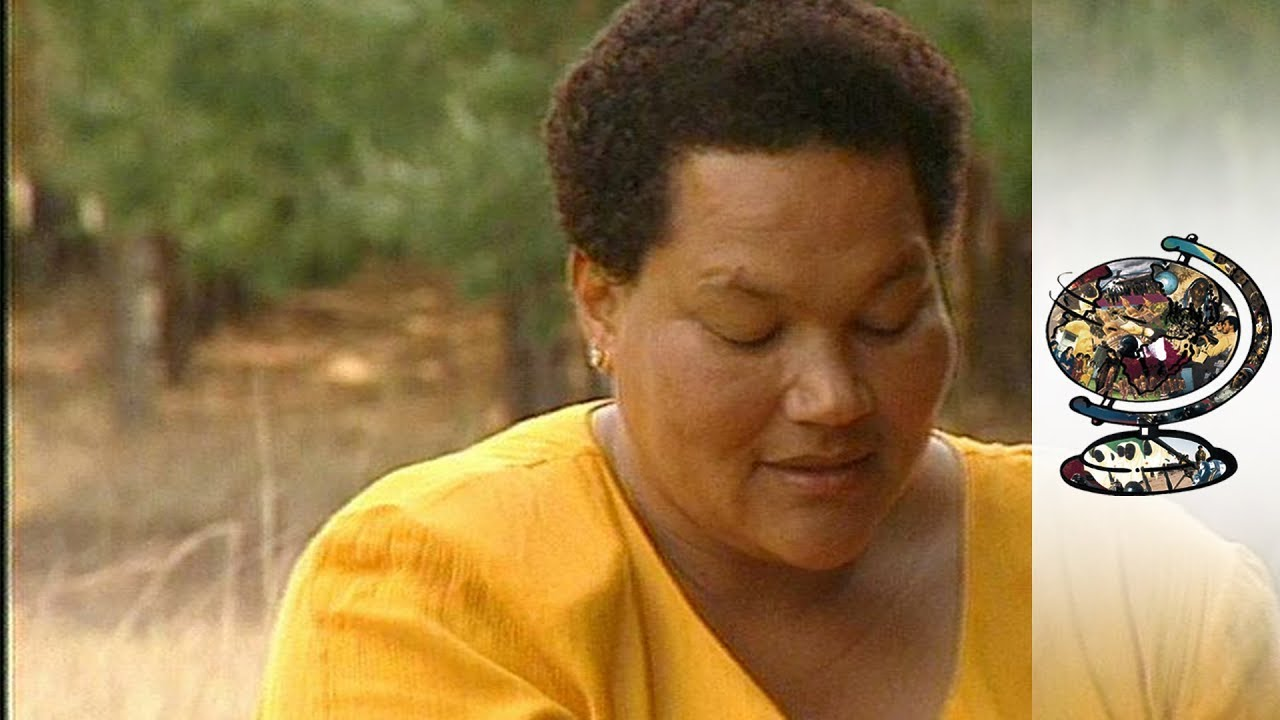 The White South African Woman Misidentified As Black (2000)