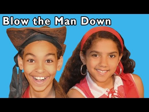 Pirate Adventure | Blow the Man Down and More | Baby Songs from Mother Goose Club!