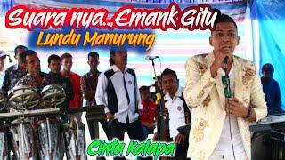 Lundu Manurung Party Wedding Bersama Hosea Lbn.Tobing di Samosir Lake Toba