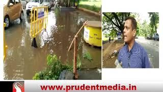 HEAVY RAINS LASH GOA _Prudent Media Goa