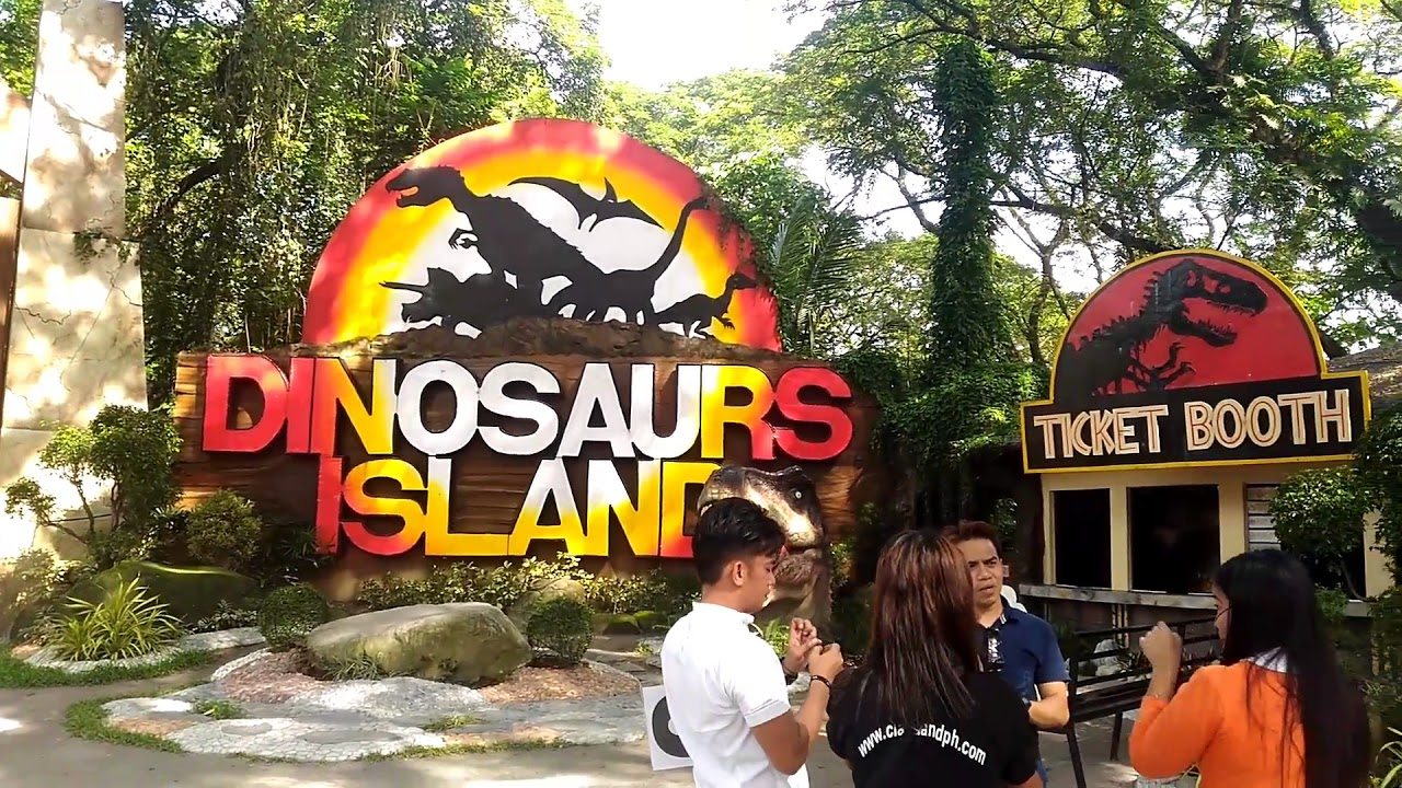 Download Lorcan & his cousin's field trip @Dinosaurs Island located at Pampanga (part 1)