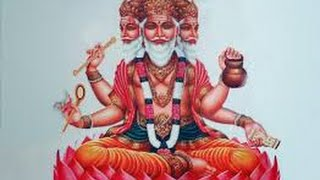 Lord Brahma The God of Creation