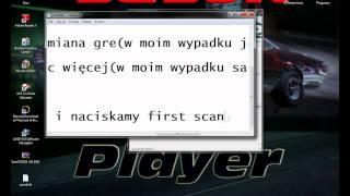 Repeat youtube video PORADNIK: Jak używać CheatEngine