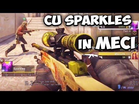 Cu SPARKLES In MECI + DRAGON LORE *no Clickbait* :O