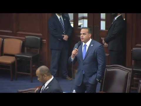 UNCUT: Sen. Frank Artiles apologizes for racist comment
