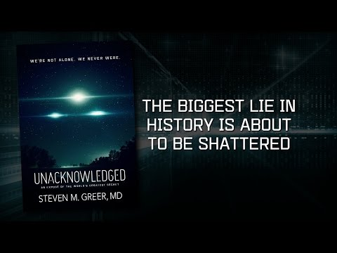 OFFICIAL Unacknowledged Trailer