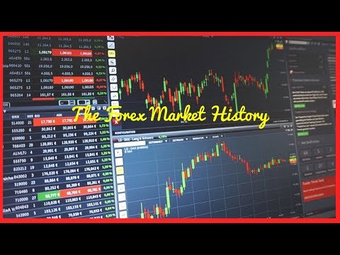 The Forex Market History