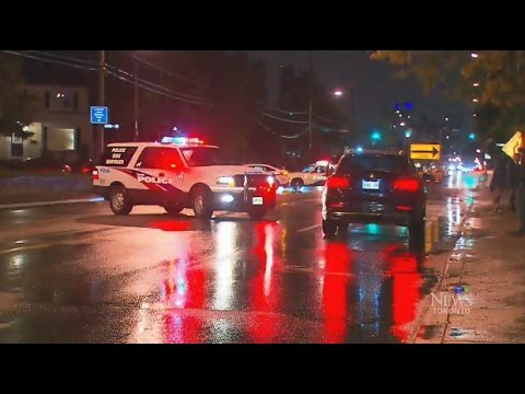 Dangerous day: 18 pedestrians struck in Toronto; 1 killed