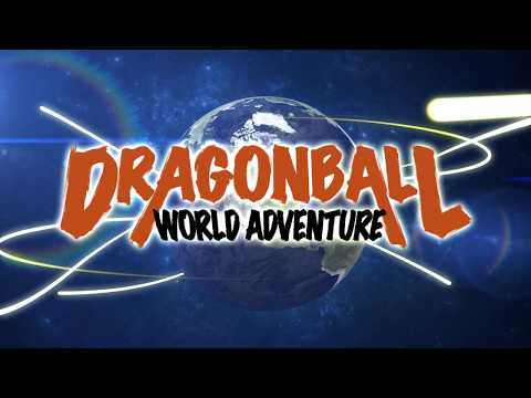 DRAGONBALL WORLD ADVENTURE PROMOTION PV
