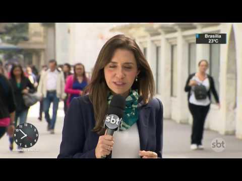 Mais de 80% dos brasileiros tomam remédio para dor de cabeça sem receita - SBT Brasil (16/05/17)