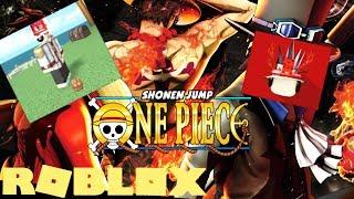 Roblox | One Piece Final Chapter Mera/Fire Devil Fruit SHOWCASE