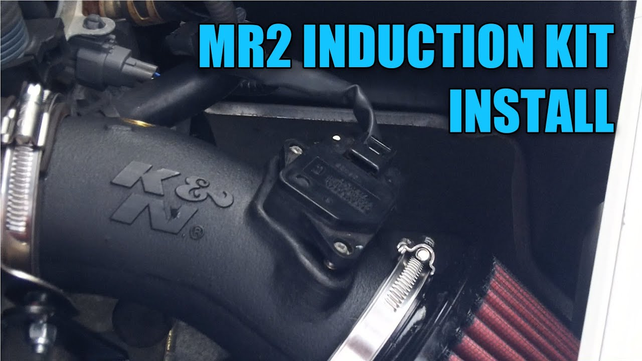 Induction Kit Installation (Mk3 Toyota MR2) - S02E14