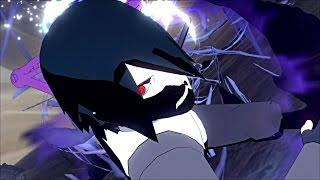 Rasengan & Amaterasu! Hokage Naruto & Adult Sasuke NEW Movesets MOD-NARUTO SHIPPUDEN: Ninja STORM 4