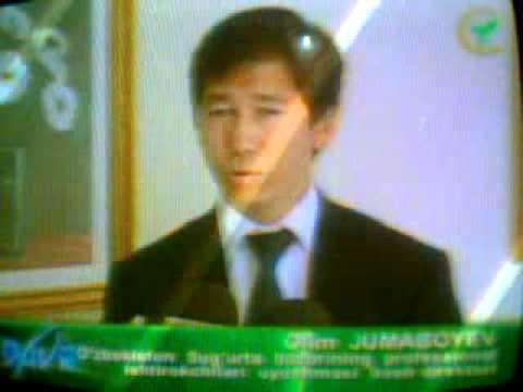 Uzbek Insurance Market Infrastructure Expo 2012