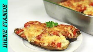 Вкусные баклажаны с помидорами и сыром в духовке. Баклажаны под шубой