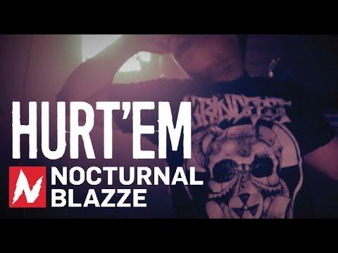 HURT'EM - FURY (NASUM COVER     OFFICIAL VIDEO)