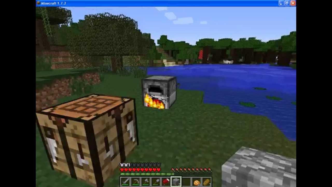 Minecraft как сделать кирпич фото 915