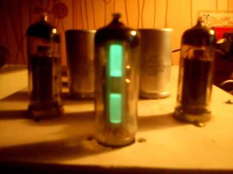 Индикаторная лампа 6е3п на