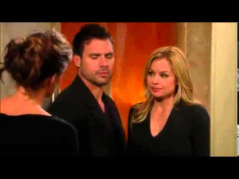 Phyllis confronts Nicholas and Avery 2012