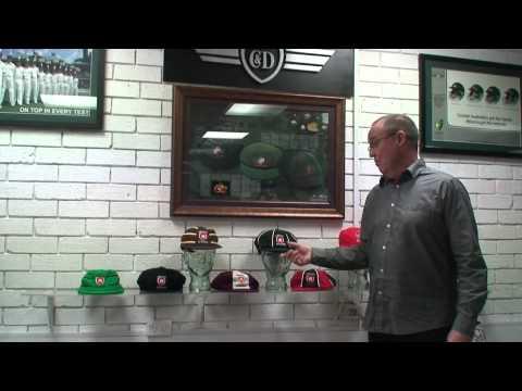 albion custom cricket caps