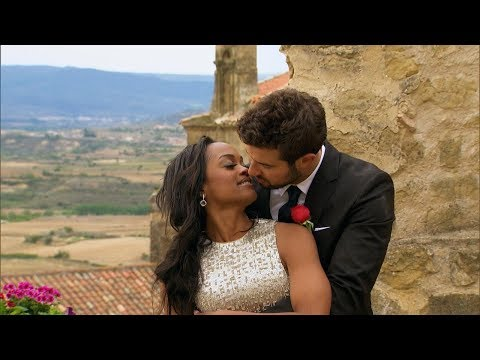 'Bachelorette' finale 2017 recap: Rachel Lindsay, Bryan Abasolo  are engaged