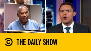 O.J. Simpson Uses Twitter to Repair His Rep | The Daily Show with Trevor Noah