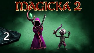 Lets Play Magicka 2 with a few friends httpwwwyoutubecommarbozir httpwwwyoutubecomblitzkriegsler httpwwwyoutubecomsplattercatgaming Here