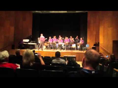 Mission Trail Middle School Jazz Band