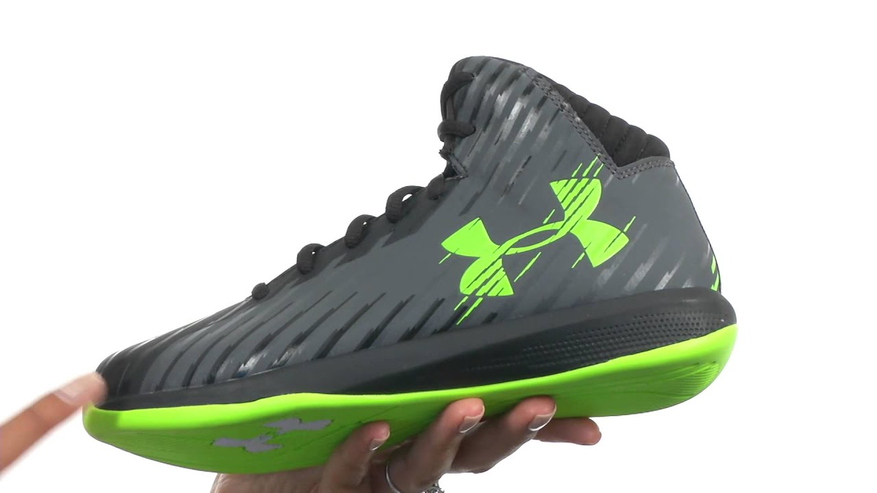 2fb239d792028 Under Armour Kids UA BGS Jet (Big Kid) SKU:8568496 - YouTube