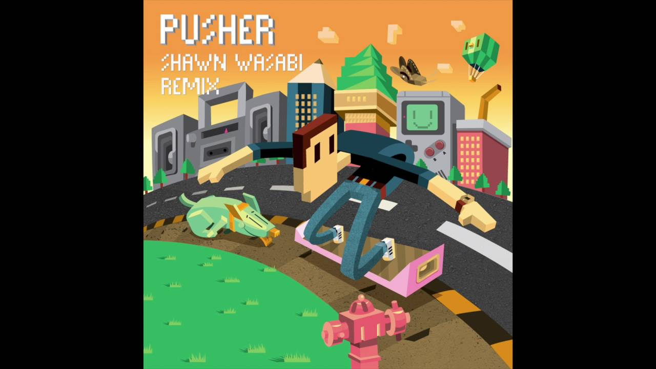 Download Pusher - Clear ft.  Mothica (Shawn Wasabi Remix)