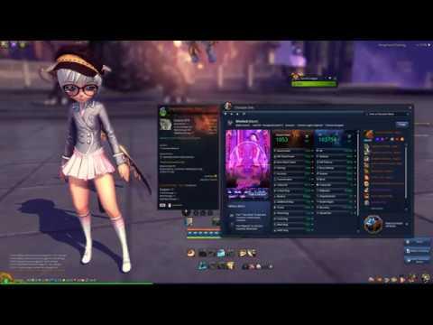 blade and soul blade dancer wind or lightning