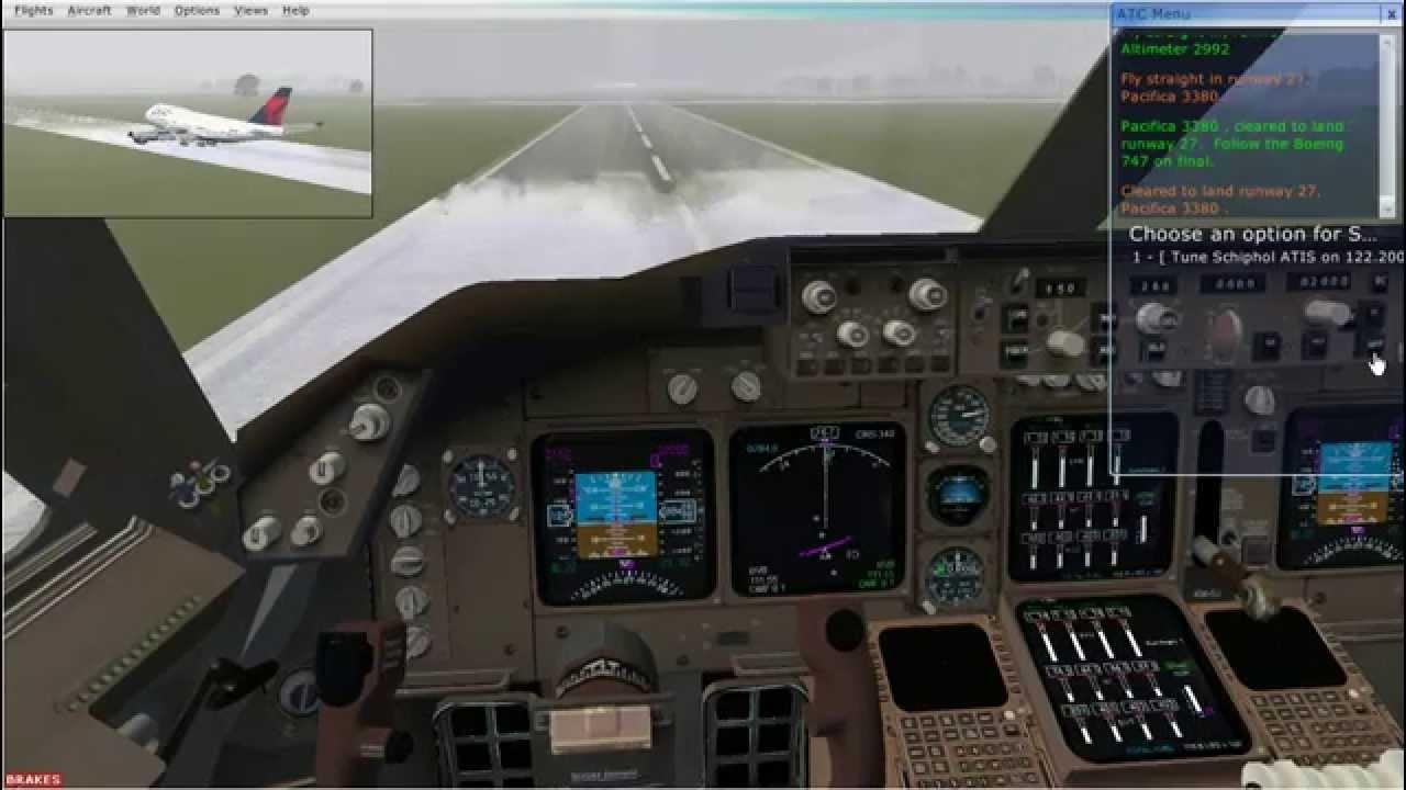 Best AI Traffic (no matter if pay- or freeware) - Flight Simulation
