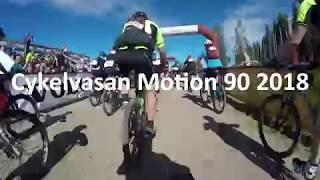 Cykelvasan 2018 Timelapse