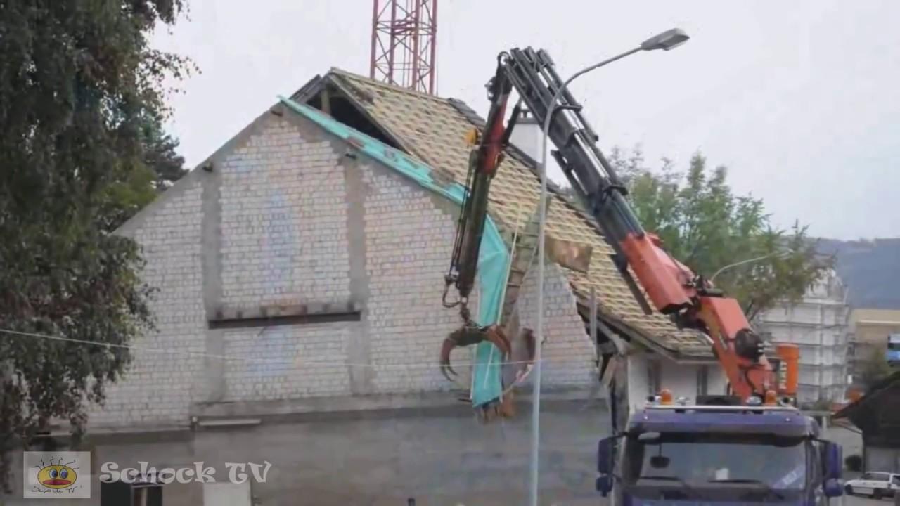 HIT !!! WIRTUOZI BUDOWNICTWA #6 (JANUSZE) - śmieszne wypadki na budowie NOWE