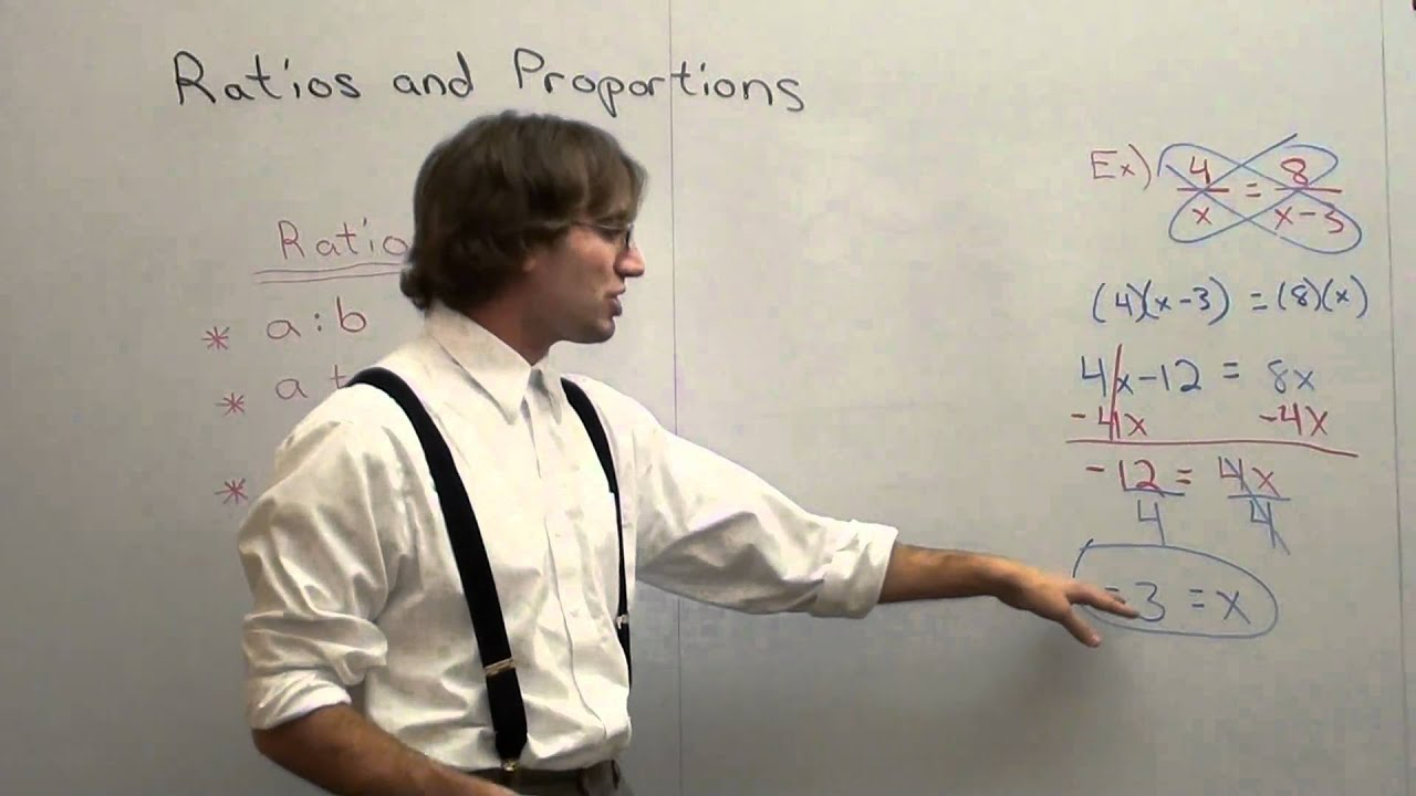 Free Math Lessons Ratios And Proportions