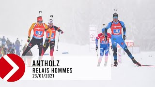 RELAIS HOMMES - ANTHOLZ 2021
