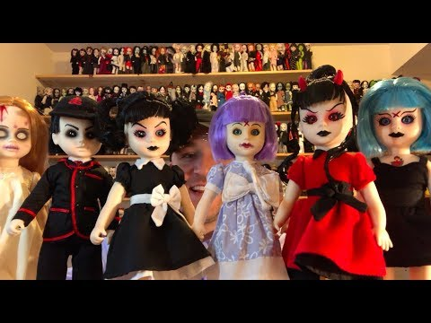 Living Dead Dolls 20th Anniversary Variant Series 35 Review