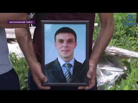Проститься с убитым при конфликте в Чемодановке пришли сотни людей