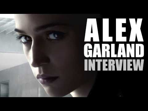 Alex Garland Interview