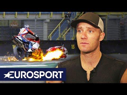 Tommy Bridewell CRASH: Assen 2018 | Slow-Motion, Reaction, Behind The Scenes | Eurosport