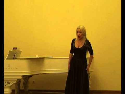 Verdi,Ritorna vincitor,Aida.Kateryna Bolkunevych