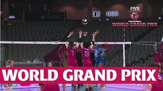 World Grand Prix Final 6: Lovely touch from Sylla