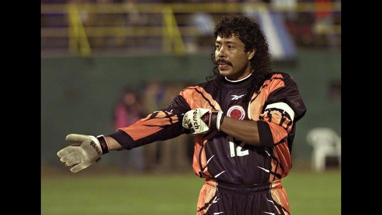 Image result for rene higuita