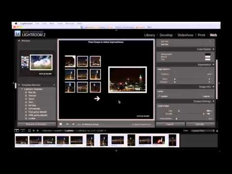 17  Tiltview Simpleviewer From Lightroom 2 To Dreamweaver