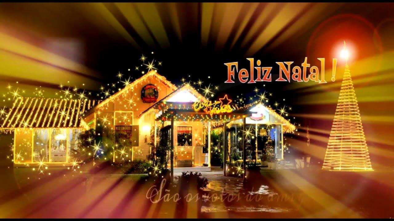 Feliz Natal E Muito Amor E Realizações No Ano Novo Youtube