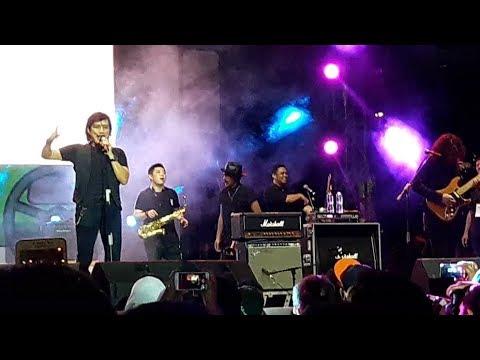 Kla Project - Menjemput impian, Live festival 90's PRJ Kemayoran 2017