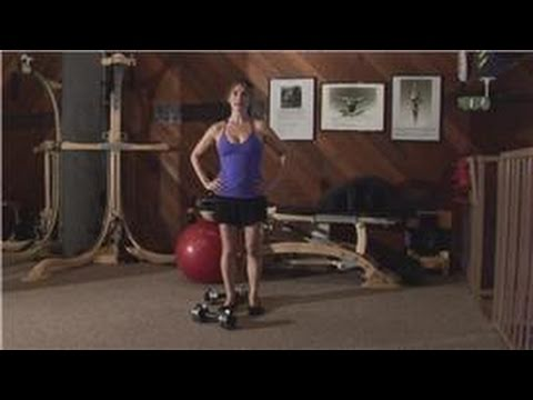 Dumbbell Exercises How To Use Dumbbells Properly