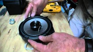 Door Speaker Repair 2002 Civic