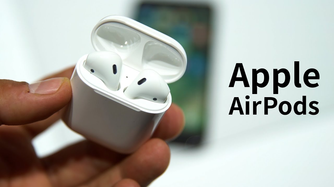 apple airpods im hands on deutsch innovative kabellose. Black Bedroom Furniture Sets. Home Design Ideas