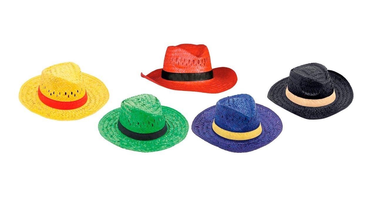 🎁 Sombreros personalizados 2 - Sombrero Splash - YouTube fde7904a986